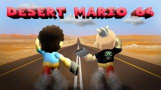 Desert Mario 64 (ft. Vargskelethor)