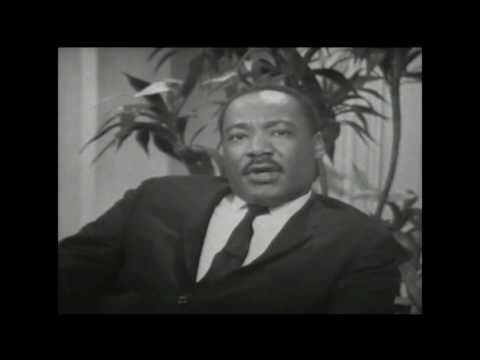 Martin Luther King Jr.: 'The Economic Problem Is the Most Serious Problem'