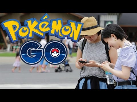 Two Women Run Over By A Man Playing Pokémon GO