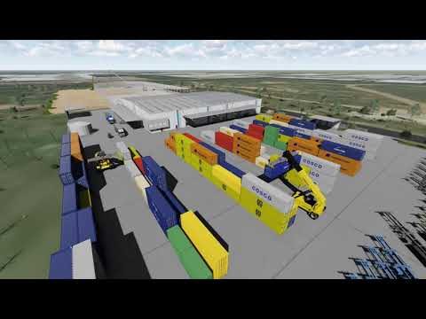 VISA Global Logistics New Facility in Dandenong South, Victoria
