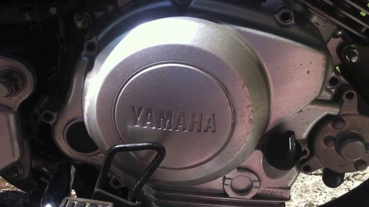 Yamaha R Oil Type