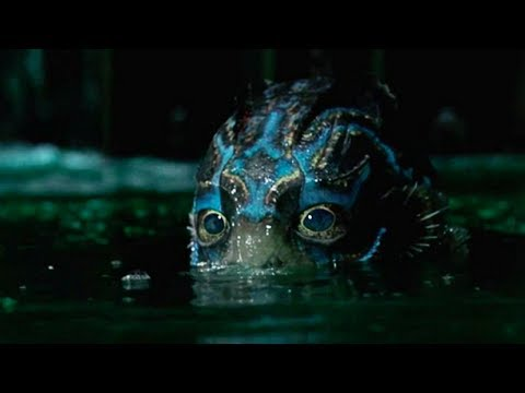 'The Shape of Water' Official Trailer (2017) | Sally Hawkins