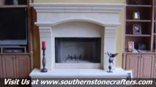 Cast Stone Mantels - The Highest Quality Products