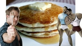 Eating Pancakes with the Hodge Twins | Furious Pete