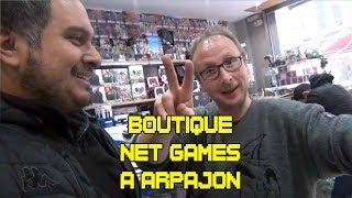 Boutique Net Games à Arpajon