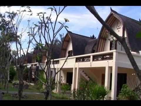 Vila Ombak Hotel  - Gili Trawangan Accomodation - Lombok Island - Indonesia Travel Guide (Tourism)