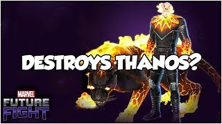Is Ghost Panther The BEST Bio Sub Hero? - Marvel Future Fight