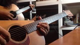 คืนจันทร์ - Loso ( บรรเลง ) guitar by - songpop smutpong
