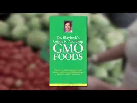 GMO Food — It's Worse Than We Thought   Dr  Russell Blaylock