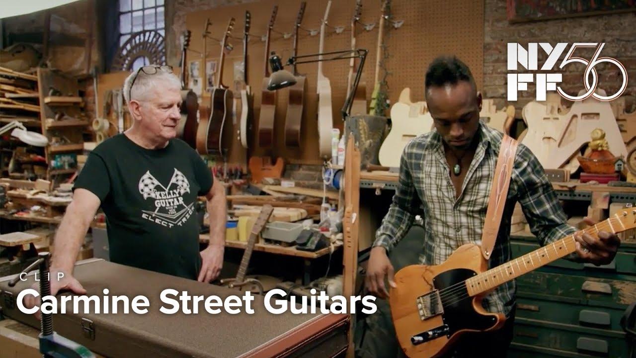 Carmine Street Guitars | Clip | NYFF56