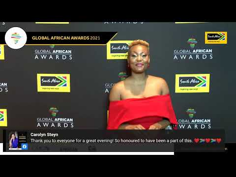 Global African Awards - In partnership with Brand South Africa
