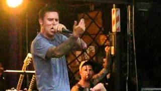Parkway Drive - Boneyards @ Warped Tour 2010 San Antonio