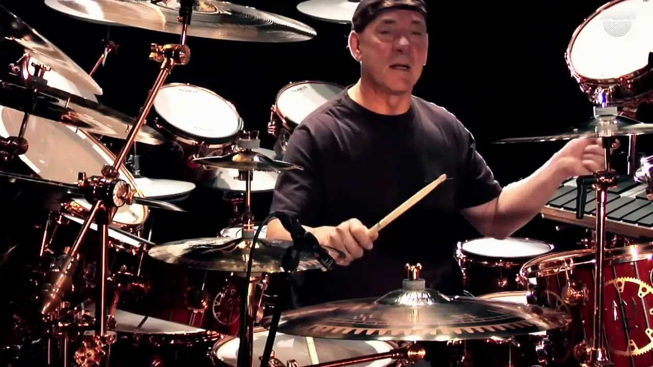 SABIAN Obsessed with Neil Peart - YouTube