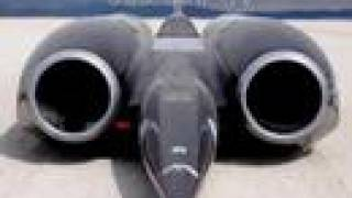Thrust SSC -over the sound barrier !