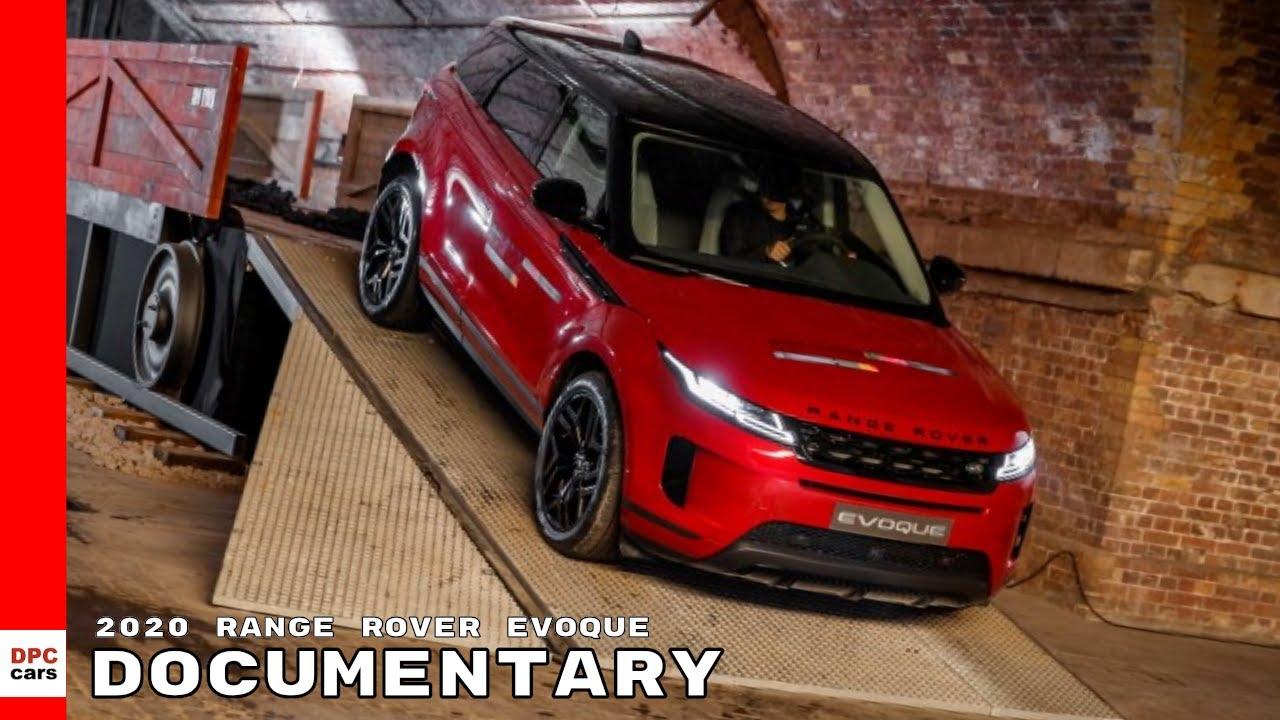 2020 Range Rover Evoque Suv Documentary Youtube