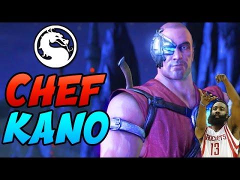 "Mortal Kombat X: PRO MIXING WITH CUTTHROAT KANO - Mortal Kombat XL ""Kano"" Gameplay"