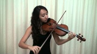 Rather Be by Clean Bandit - Violin Cover