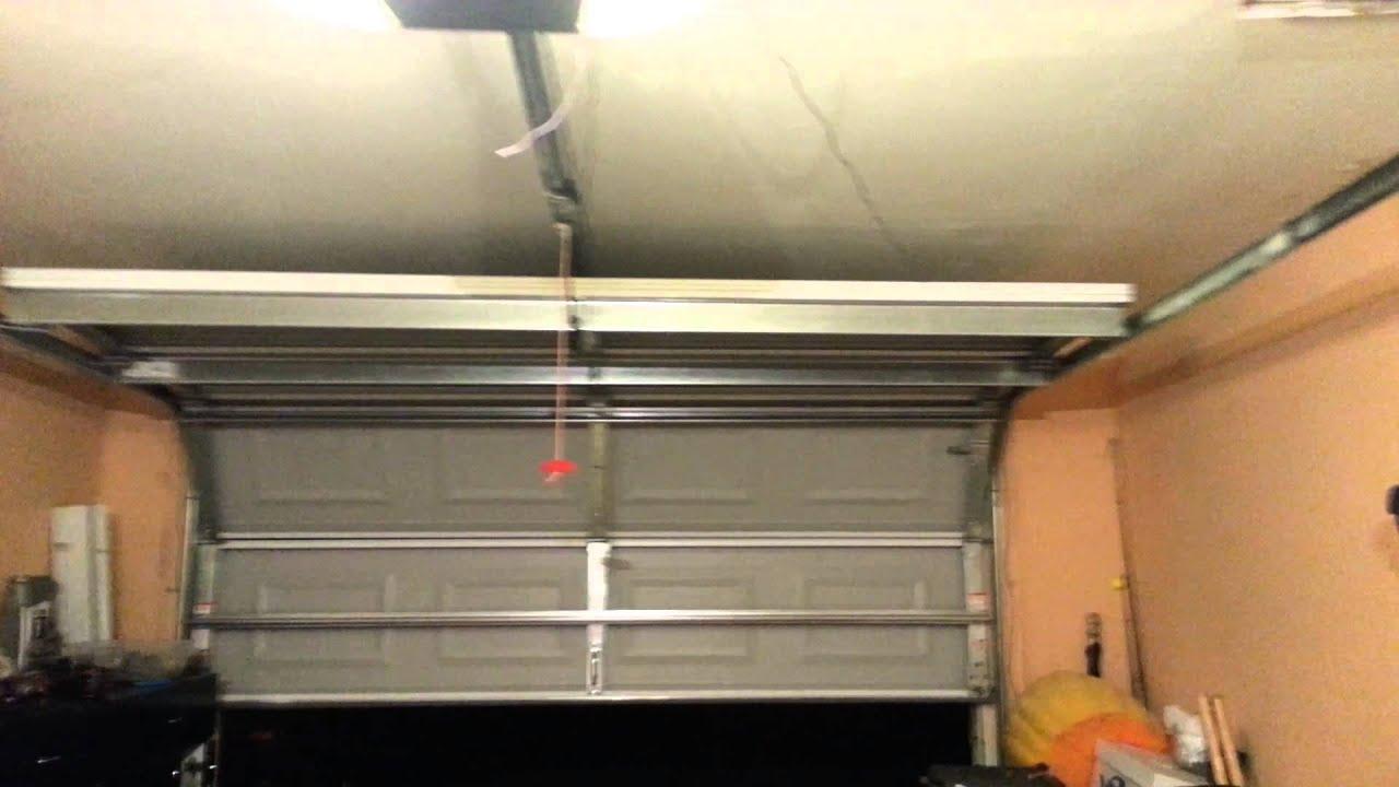My Chi Garage Door With Chamberlain Garage Door Opener