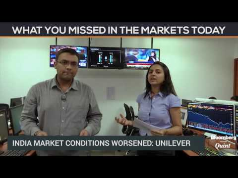 Market Wrap: Sensex, Nifty Fall As Fed's Rate Hike Talks