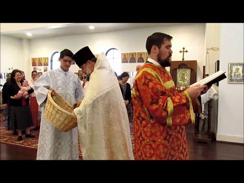 Blessed Sabbath Liturgy 2017 ~ Arise, O God!
