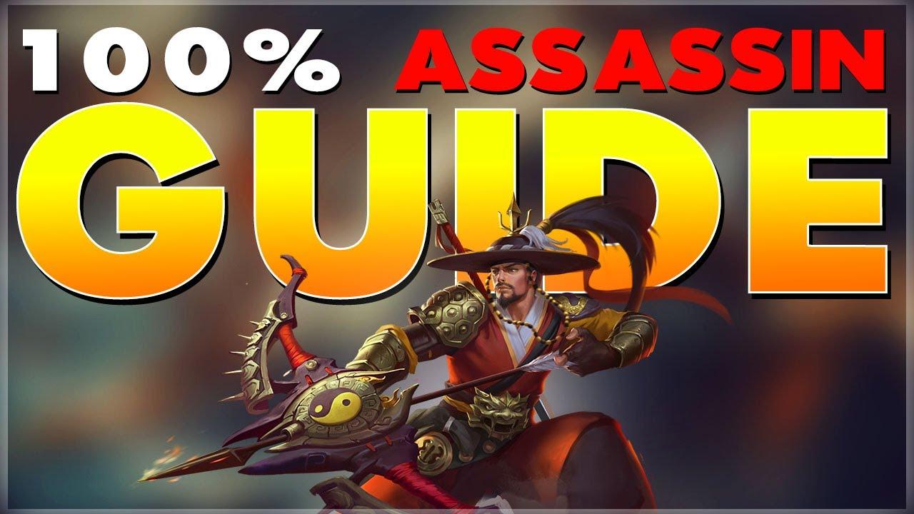 Yi Sun-shin Hyper Carry Assassin Guide   Mobile Legends