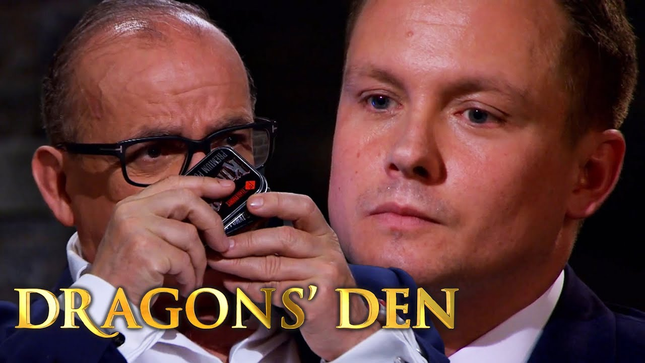 Touker Slams American Grooming Products For Lack Of Authenticity | Dragons' Den