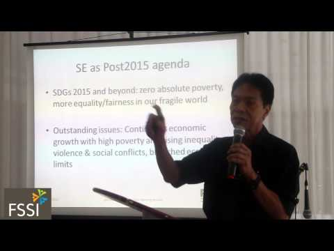 Social Enterprise for Economic Democracy and Sustainability