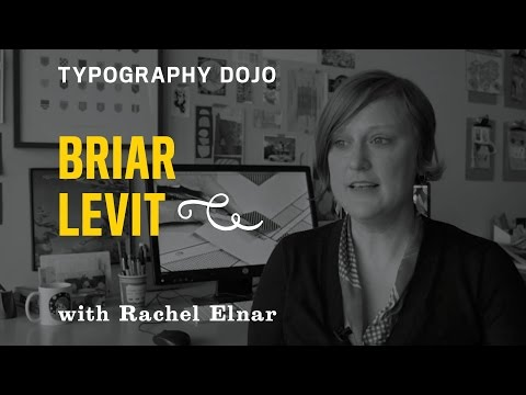 Typography Dojo: Before Desktop Publishing with Briar Levit of Graphic Means