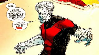 Review of ICEMAN #5 If you want to see me make more comics, then ba...
