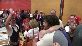 James Ellison powerlifting record