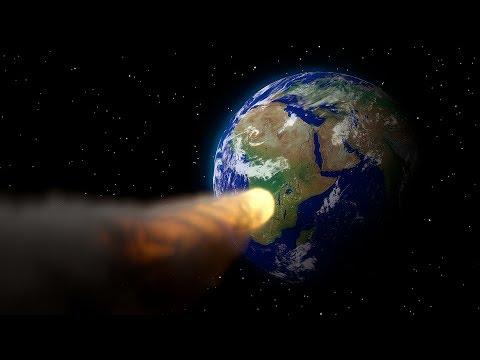 NASA Revela los 5 Próximos Asteroides Peligrosos Para la Tierra
