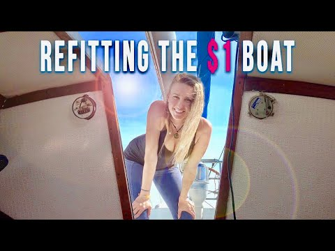 Coastal Cruiser to Blue Water Sailboat - This is how! S8E02