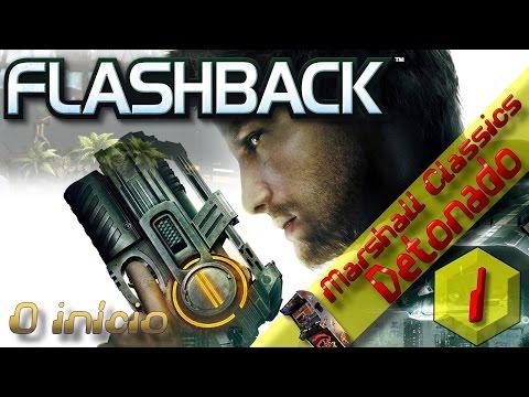 Flashback (Remake) - Detonado - Parte 1 - Marshall Classics