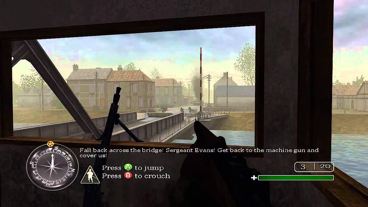 'Pegasus Day' Call of Duty Classic Veteran Walkthrough