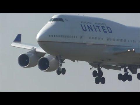 Heavy Morning Arrivals \ London Heathrow Airport, LHR | 17/03/16