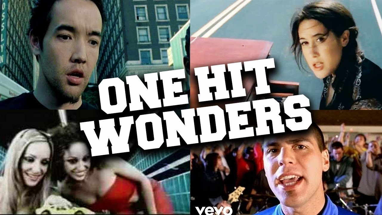 Top 20 One Hit Wonders Of The 2000 S Youtube