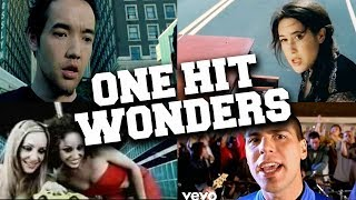 Video Top 20 One Hit Wonders of the 2000's download MP3, 3GP, MP4, WEBM, AVI, FLV Oktober 2018