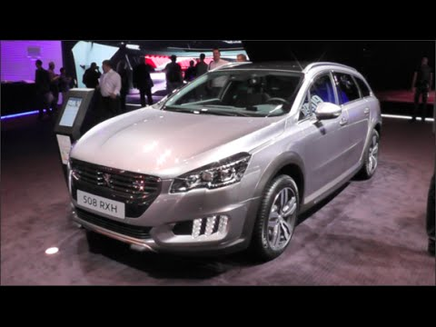 peugeot 508 rxh 2016 in detail review walkaround interior exterior youtube