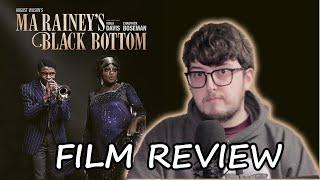 FILM REVIEW | MA RAINEY'S BLACK BOTTOM (2020)