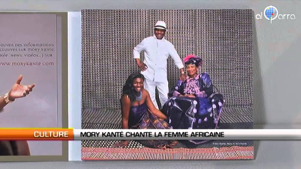 Mory Kante Chante La Femme Africaine Youtube