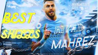Riyad Mahrez. Amaizing Skills Goals And Assist...
