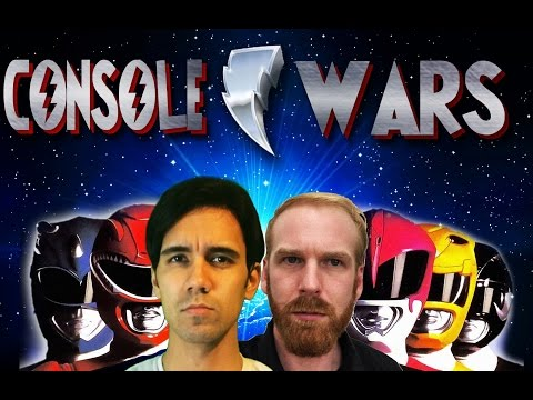 Console Wars - Mighty Morphin Power Rangers vs Power Rangers: Fighting Edition