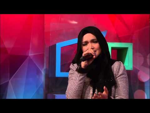 MeleTOP- Dato' Siti Nurhaliza 'Lebih Indah' [12.11.2013] (Persembahan LIVE)