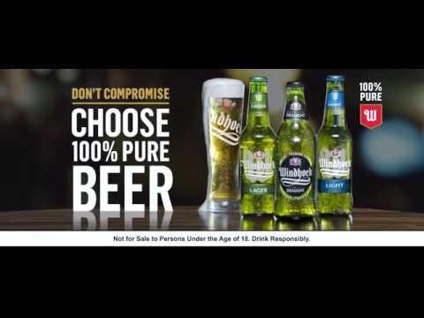 Windhoek Beer Tanzania  Ad // a7sii + Atomos Ninja Inferno