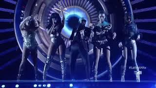 Pitbull Feat Fifth Harmony Por Favor Live Latin American Music Awards 26 10 2017.mp3