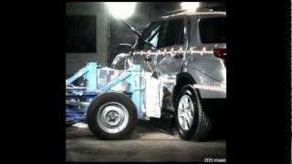 2012 Ford Explorer NHTSA Side Impact