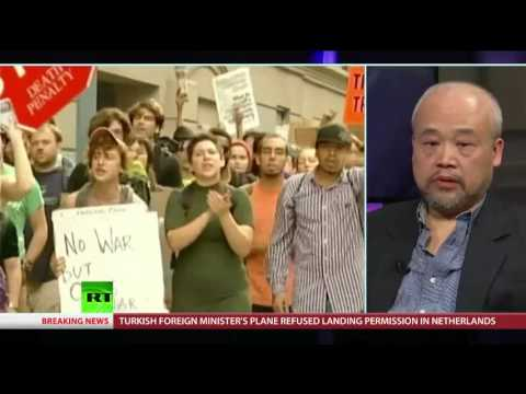 Chris Hedges talks about Plight of the underclass with Linh Dinh -  the End of America