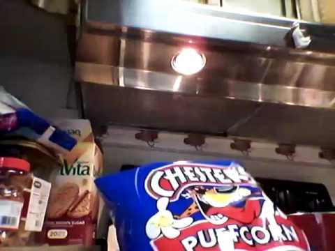 Almond Bark Popcorn!  Yum!