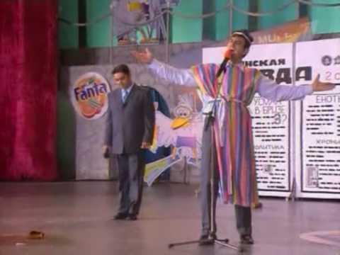 Новые Армяне КВН New Armenians Novie Armyane 2001 Leto Dom