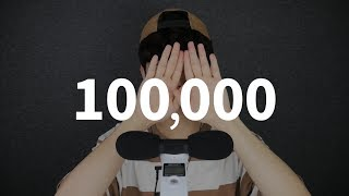 figcaption To 100k Subscribers and Viewers,